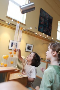 Mindport art gallery and museum in bellingham with kids