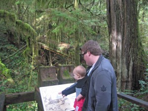 kid-friendly Pacific Rim National Park hike