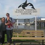 Tofino with Kids … er, a Baby