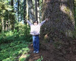 family hikes near portland