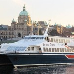 How to Get Good Seats on the Victoria Clipper