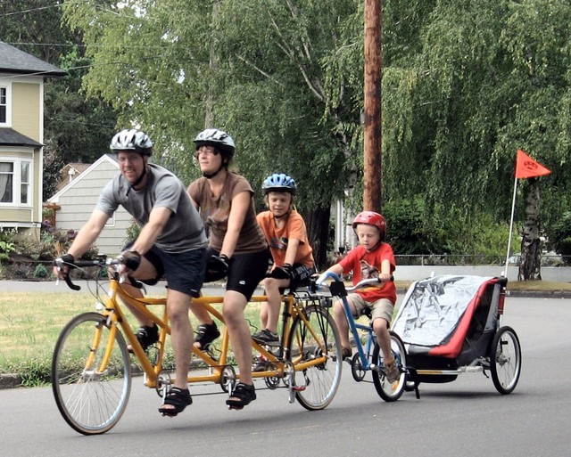 Cycling Across Canada With Kids