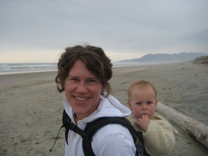 Rockaway Beach Oregon with Kids