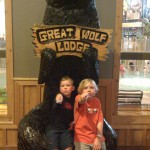 Families Travel! Great Wolf Lodge with Kids