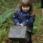Families Travel! Geocaching with kids