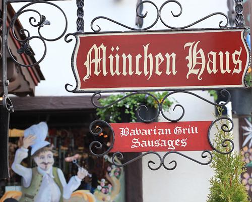 Munchen Haus Is A Child Friendly Restaurant In Leavenworth Washington