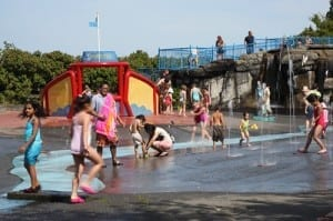 water parks in BC, washington and Oregon with kids