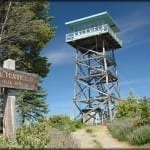 fire lookout washington state with kids