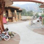 Fleeting Moments at Whistler's New Playground