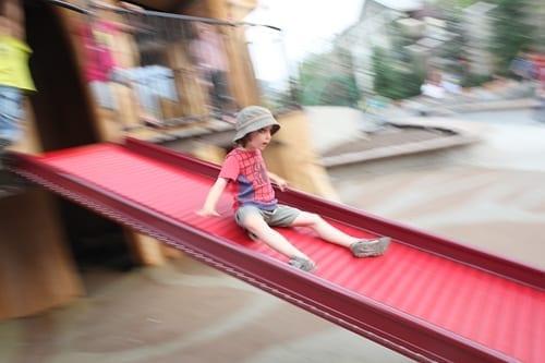 Whistler BC playground