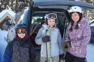 Manning Park, a great BC ski resort for kids.