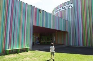 The Science Factory, a fun thing to do with kids in Eugene