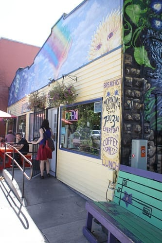kid-friendly Eugene restaurant