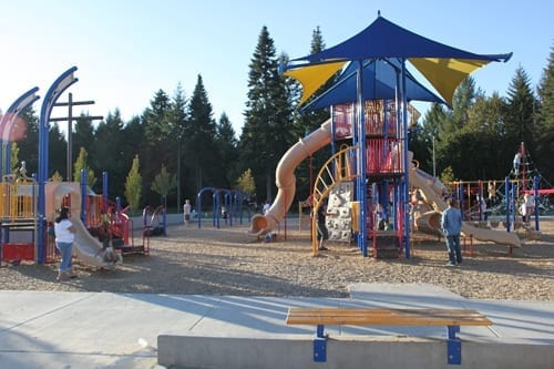Eugene Playground