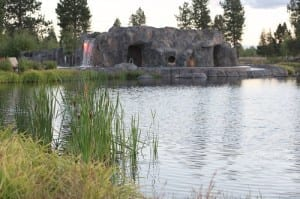 Caldera Springs at Sunriver Resort with kids
