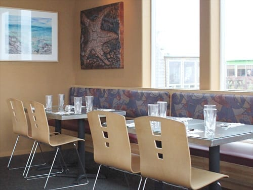 Newport Oregon restaurant for families