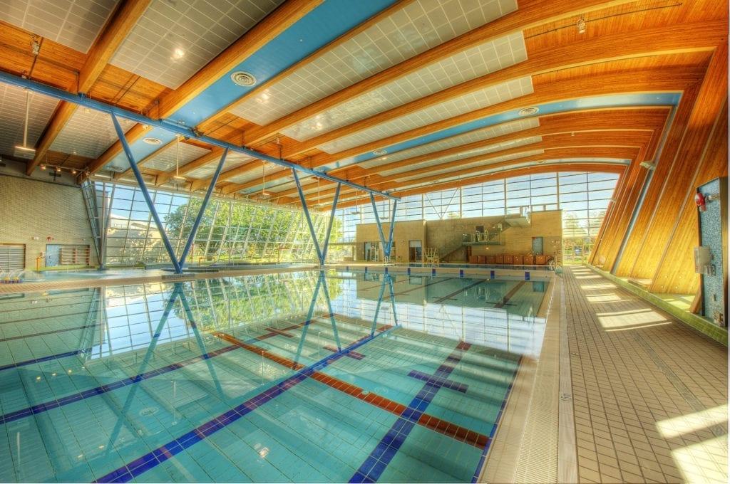 Vancouver 39 S Aquatic Centre At Hillcrest Park