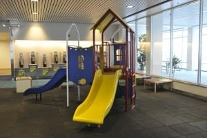Portland Airport Play Area things for kids to do