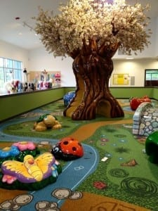 Discovery Village toddler area a fun place to take kids in Gig Harbor