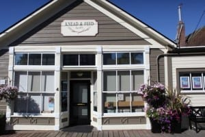 Knead 'n' Feed, a good family restaurant on Whidbey Island
