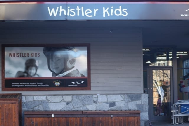 Whistler Kids Ski and Daycare