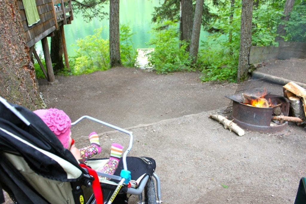 Echo Lake Fishing Resort a place to stay with kids