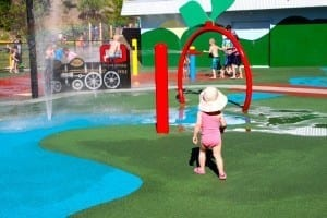 Okanagan splash park