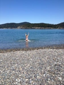 Deception Pass State Park with Kids
