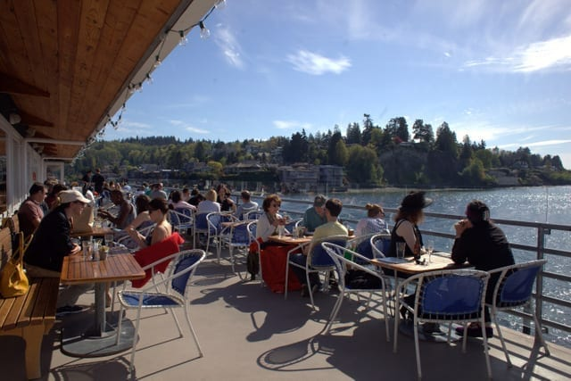 Kid Friendly Restaurants Tacoma