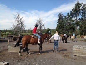 30 Things to Do with Kids in Bend: Horseriding