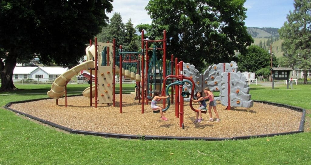 Eastern Washington Kid-Friendly Playgrounds