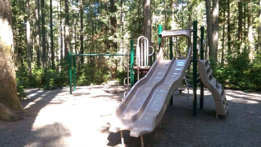 Western Washington State Campgrounds With Playgrounds