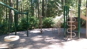Kid-Friendly Washington State Campgrounds:  Scenic Beach State Park. Photo courtesy Washington State Parks.